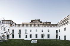Reabilitação do Colégio da Trindade,© Nelson Garrido