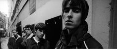 champanova:  Oasis in London, March 1994 © Kevin Cummins   Can we fucking talk about Liam in these pictures