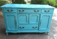 French Provincial Dresser...reserved For Katie....final Payment