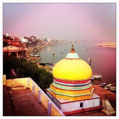 Ganga river (Banaras, India)