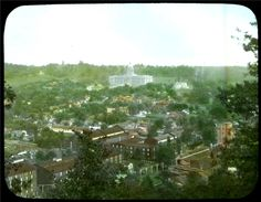 """Frankfort""- Elmer L. Foote Lantern Slide Collection, ca. 1900-1915 (Lexington Public Library)"