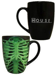House md rib cage X-ray mug