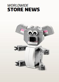 LEGO: HOY GRATIS LEGO Koala!