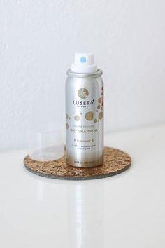 Luseta Beauty Dry Shampoo