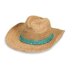 Shop a great selection of Wallaroo Hat Company Women's Tahiti Cowboy Sun Hat - Adjustable Fit. Find new offer and Similar products for Wallaroo Hat Company Women's Tahiti Cowboy Sun Hat - Adjustable Fit. Cowboy Hat Styles, Cowboy Hats, Womens Straw Cowboy Hat, Rick And Morty Hat, Mens Beret, Raffia Hat, Sun Protection Hat, Sun Hats For Women, Women Hats