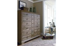 """We purchased this """"Bubba's Chest"""" from the Paula Deen Home Down Home collection by Universal Furniture. I love the look and it stores so much."""