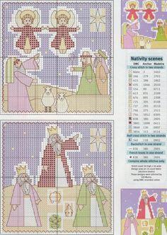 Gallery.ru / Фото #43 - Cross Stitch Crazy 079 рождество 2005 - tymannost