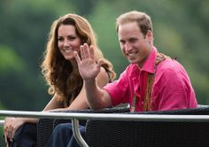 : In September 2012, Kate Middleton and Prince William waved to crowds during their stop in the Solomon Islands.