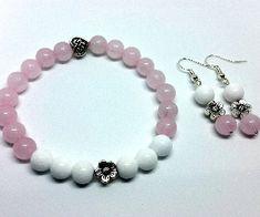 Ásvány szettek - Mata Beads Beaded Bracelets, Jewelry, Jewellery Making, Jewerly, Jewelery, Pearl Bracelets, Jewels, Jewlery, Fine Jewelry