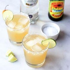 Habanero Ginger Beergarita