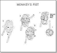 how to tie a monkeys fist knot jpg 1200x900