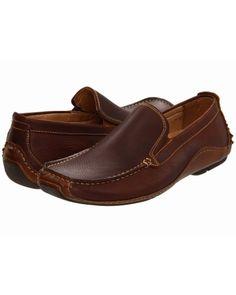 Giày Lười Steve Madden Nam Wyott Da Nâu Cao Cấp