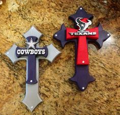 Cowboys & Texans by Jeanette Floyd for Sass of Ash Designs