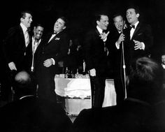 The Rat Pack by Bob Willoughby