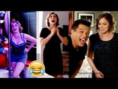 Temporary Monomania: Crazy Ex-Girlfriend Hilarious Bloopers and Gag Ree...