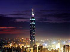 Taipei 101, TAIWAN. 台北101大樓