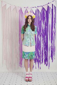 Therese Button Shirt – WND.LND First Down, Silk Organza, Button Up, Harajuku, Bodice, Garden, Shirts, Fashion, Moda