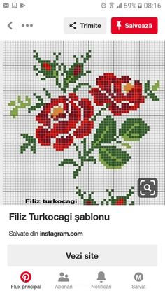 Ribbon Embroidery, Cross Stitch Embroidery, Cross Stitch Designs, Cross Stitch Patterns, Iron Beads, Beaded Ornaments, Cross Stitch Flowers, Embroidery Techniques, Cross Stitching