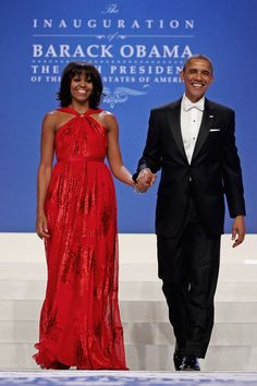 The most important : First Lady Michelle Obama