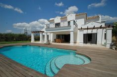 High Quality Villa For Sale in The Golden Mile, Marbella