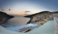 Gran Melia Resoirt in Crete! Amazing hotel near Agios Nicalaos.