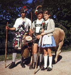 #Viehscheid im Allgäu - beim #Almabtrieb #Tradition und #Brauchtum erleben! Viehscheid in #Oberstdorf - 13.09.2013 Viehscheid Ortsteil #Schöllang - 12.09.2013