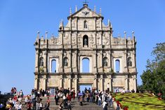 Historic Centre of Macau in China is a UNESCO World Heritage Site. Know about its location, amazing facts, best time to visit, nearby attractions and more here.