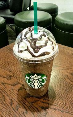 java chip frappachino | Java Chip Frappuccino® One of my favorite Starbucks drinks!!