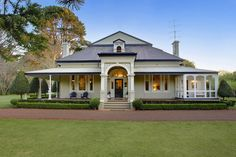 Thank you again to one of my lovely readers who spotted this gorgeous home for sale in Bowral NSW. Oh isn't it divine? It looks like it came straight out of a movie! Presenting one of Bowral's most historic and elegant family home, Originally built in 1886-'87 which has been recently renovated to highlight the …