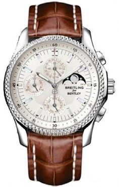 NEW BREITLING BENTLEY MARK VI COMPLICATIONS 29 MENS WATCH L2936312/G627:Amazon:Watches