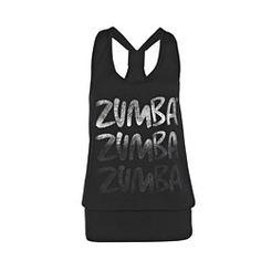 Zumba Shop Canada | Buy Radius Bubble Tank - Black