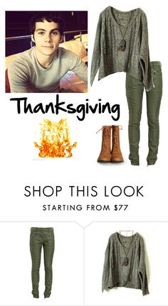 """""""Imagine//Thomas//Maze Runner"""" by not-a-muggle ❤ liked on Polyvore featuring 3.1 Phillip Lim, women's clothing, women's fashion, women, female, woman, misses, juniors and ImaginesBySara"""