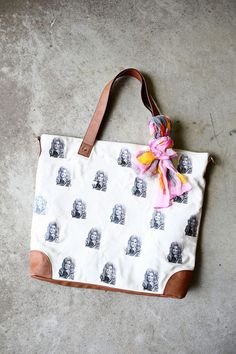 Dolly Parton bag!!! #DIY