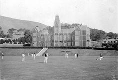 Wellington College NZ 1914