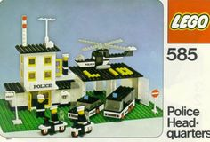 One of the many sets I had growing up.