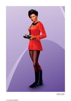 Star Trek Anniversary Poster