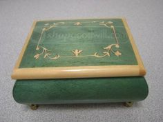 Green Music Box