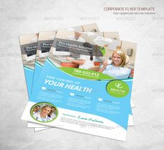 Health Medical Care - Corporate Flyer | GraphicRiver