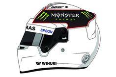 ルイス・ハミルトン、2017年のヘルメットはファンからデザインを募集  [F1 / Formula 1]