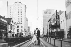 Downtown Engagement Shoot City  © http://agapehousestudio.com/