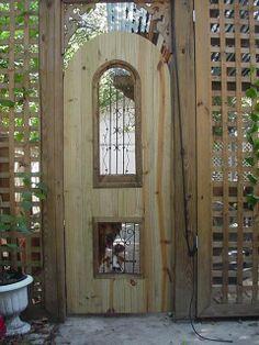 Gate windows
