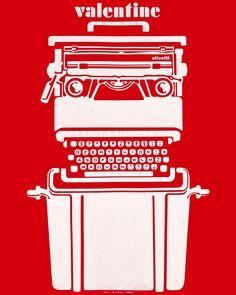 Ettore Sottsass for Olivetti 1969 | Design Talks