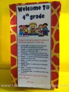 Classroom DIY: DIY Student Welcome Kit  http://www.classroomdiy.com/2012/07/diy-student-welcome-kit.html