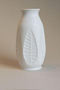 Vintage German Porcelain Vase - Hutschenreuther