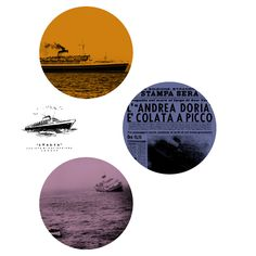 Lodlive — July 16, 1956. The Andrea Doria sinks off the American coast, eleven hours after the impact with the cruise ship Stockholm.