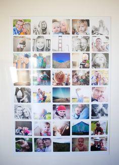 Lillie's Blog: Collages framed ??