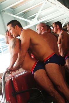 Speedos gay enjoy blowing img