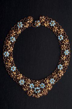 ожерелье - Альбина | biser.info - всё о бисере и бисерном творчестве