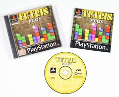 Sony Playstation 1 Tetris Plus in OVP für Ps1