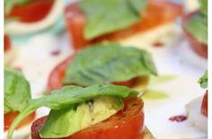 California Caprese Salad
